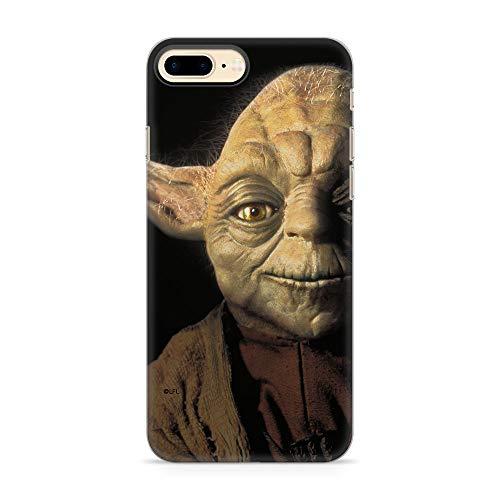Ert Group SWPCYODA2222 Cubierta del Teléfono Móvil Yoda 006 iPhone 7 Plus/ 8 Plus