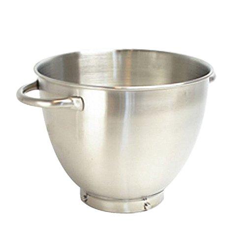Reservemengkom roestvrij staal voor keukenmachine Domo DO9170KR