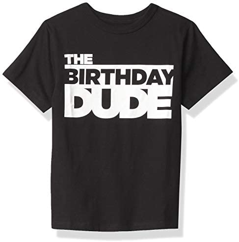 Birthday boy t shirts