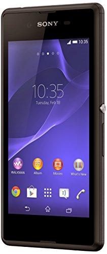 professionnel comparateur Smartphone Sony Xperia E3 Unlock 4G (Écran: 4,5 pouces – 4 Go – 1 carte SIM – Android 4.4 KitKat)… choix