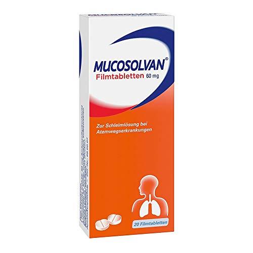 Mucosolvan Filmtabletten 60 mg, 20 St
