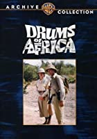 Drums of Africa [DVD] [Import]