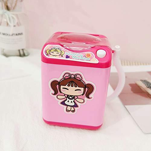 MMD Puderquaste Make-up Pinselreiniger Mini Spielzeug Beauty Egg Sponge Egg Waschmaschine Reiniger