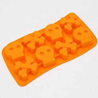 Molde de silicona, protección del medio ambiente molde de silicona molde de la torta hueso
