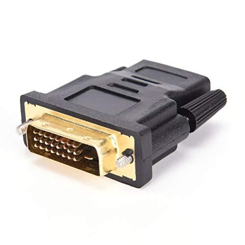 HDMI-kabels - 2019 Dvi 24 1 Mannelijke naar Hdmi Vrouwelijke Converter Vergulde Adapter 1080p D - Hdcp Computers Splitter Speed Voeten Korte Pakket Premium Multipack Vrouwelijke Bulk Pack Lange Mini Monst