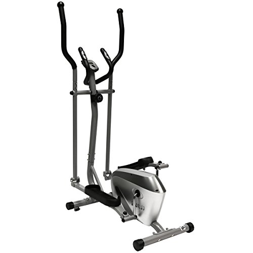 Bentley Fitness - Ellittica per Allenamento Cross Trainer Cardio