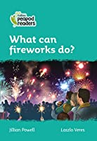 Level 3 – What can fireworks do? (Collins Peapod Readers)