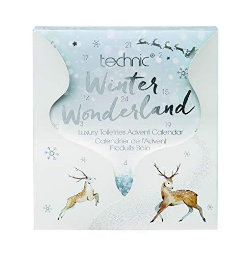 Technic 998213 - Calendario de Adviento de invierno de las maravillas