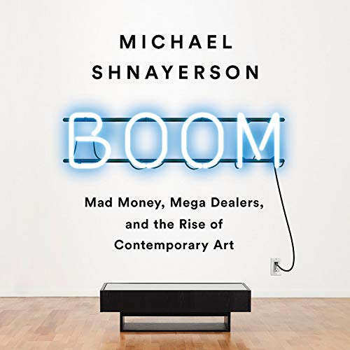 Boom Audiobook By Michael Shnayerson cover art
