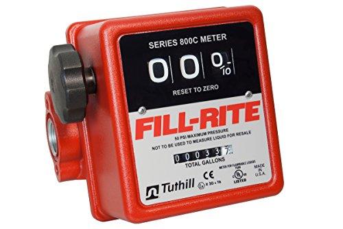 Fill-Rite 807c 3 Wheel Mecanical Meter