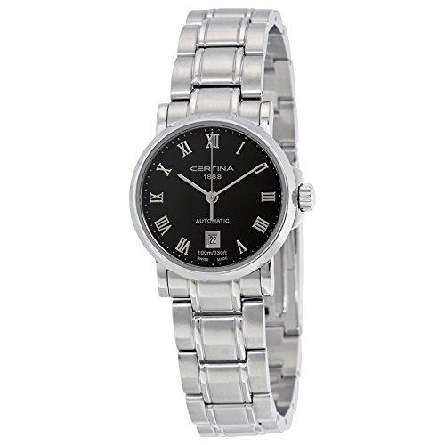 Certina Damen-Armbanduhr XS Analog Automatik Edelstahl C017.207.11.053.00