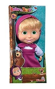 Simba Toys 109306372 muñeca - Muñecas (Multicolor, Femenino, Chica, 3 año(s), Masha, 12 año(s)) , Modelos/colores Surtidos, 1 Unidad
