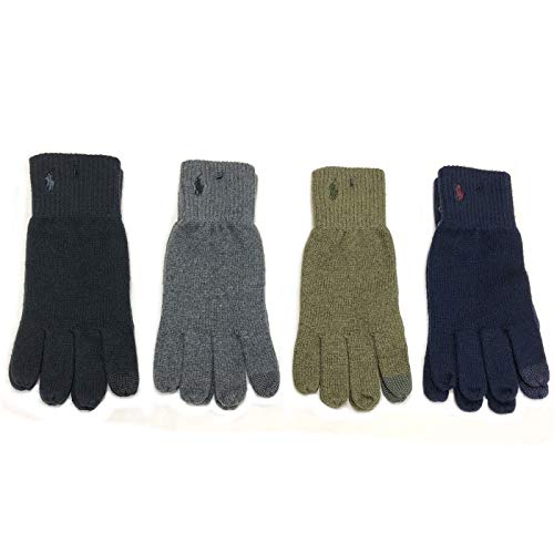 POLO Ralph Lauren『COTTON MERINO TOUCH GLOVE』