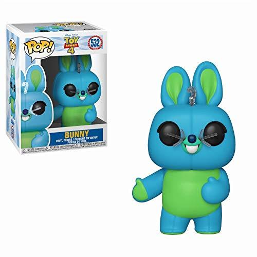 Funko Figurines POP! Vinyl: Disney: Toy Story 4: Bunny, Multi
