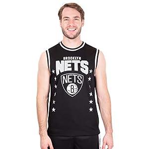 Ultra Game NBA Men's Sleeveless Jersey Tank Top Shirt
