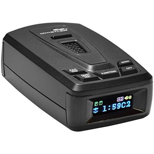 Whistler 5075EXS Elite 5075EX Bilingual Laser/Radar Detector