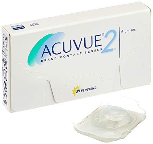 ACUVUE® 2 - Lentillas quincenales - protección UV - 6 lentes