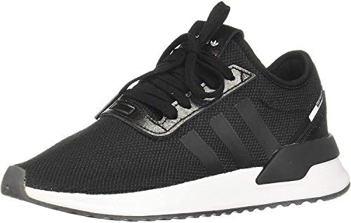 adidas Damen U_Path X W Leichtathletik-Schuh, Core Black Purple Beauty FTWR White, 39 1/3 EU