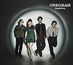 ONEGRAM「Diggin'」の歌詞を収録したCDジャケット画像