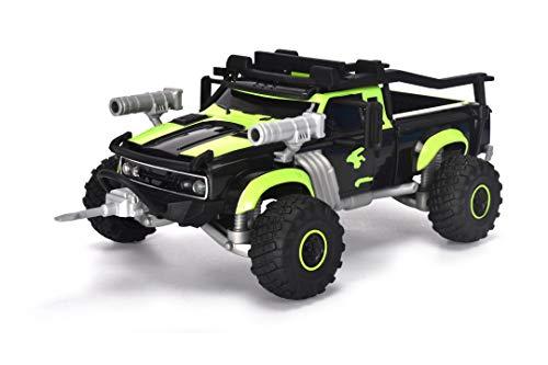 Jada Toys 203203003 Fast & Furious Spy Racers Cisco's Rally Baja Crawler, Spielzeugauto, bekannt aus Netflix Serie, mit Zubehör, Licht & Sound, inkl. Batterien, Maßstab 1:24, für Kinder ab 3 Jahren