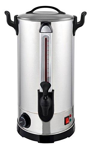 Glühweinkocher und Heißwasserkessel ZHK 10 Liter -Gastroqualität - 1600W