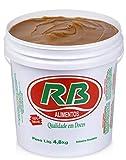 Doce cremoso sabor Doce de Leite - RB Amore - Balde 4,8kg