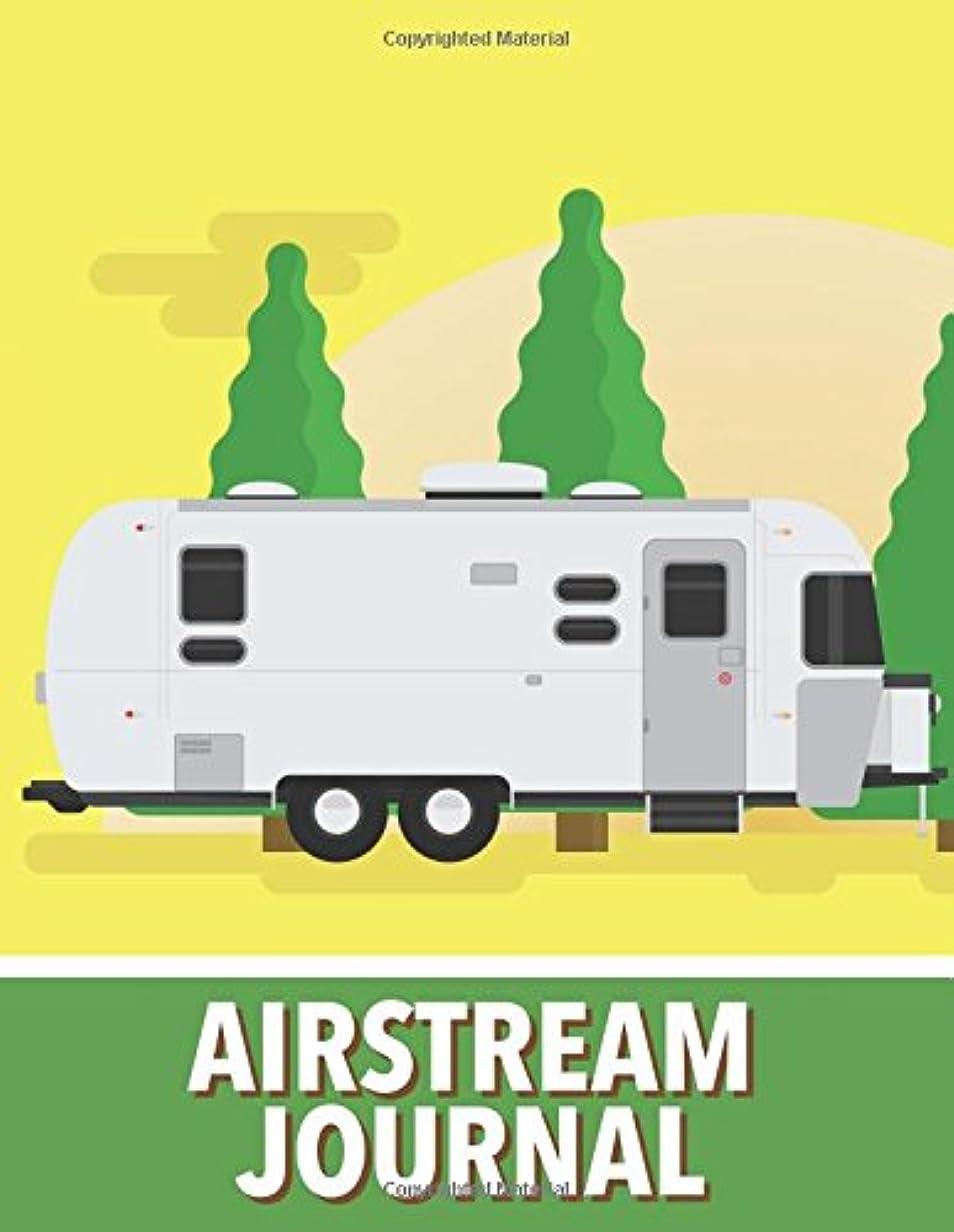 香港洞察力天文学Airstream Journal: Large Print Vacation and Travel Log Book with Writing Prompts to Capture Your Awesome Trips and Adventures
