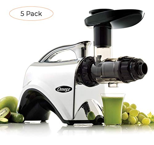 Best Buy! Omega NC900HDC Juicer Extractor and Nutrition Center Creates Fruit Vegetable and Wheatgras...