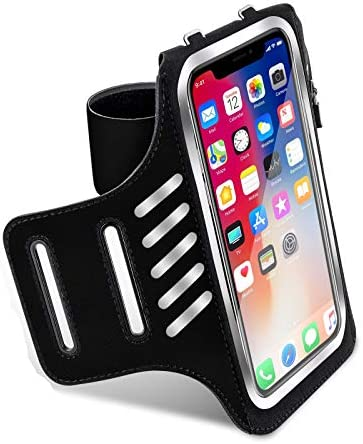 Buloge Running Phone Holder Phone Arm Bands Armband For Cell Phone With Key Holder Card Slot product image