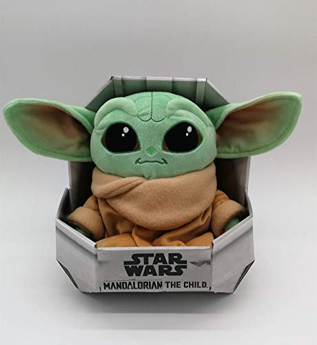 Simba 6315875779 Disney Mandalorian/The Child/Baby Yoda / 25cm / Plüschfigur