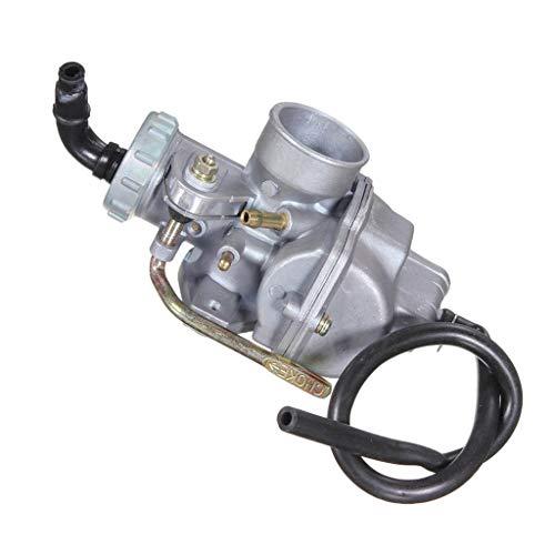 Gazechimp Carburador Diámetro de Admisión 20 mm Espacio Entre Tornillos 48 mm
