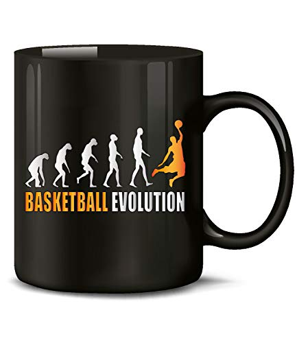 Golebros Basketball Evolution Fan Fanartikel Tasse Becher Kaffeetasse Kaffeebecher Artikel Geschenke Geburtstag Geschenkidee Geschenkartikel