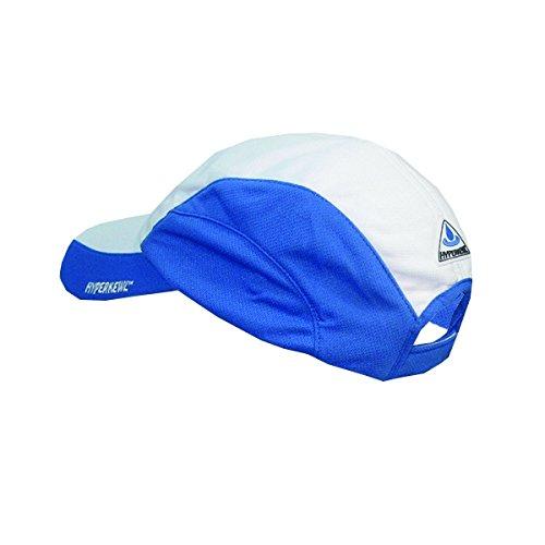 HyperKewl Evaporative Cooling Sport Cap, Blue/White
