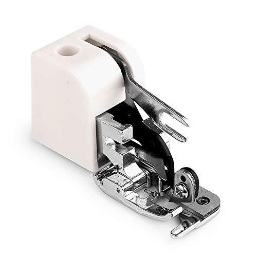 XIANNVV Cortador lateral de la máquina de coser, accesorio del accesorio del pie de las piezas de la máquina de coser eléctrica doméstica multifuncional