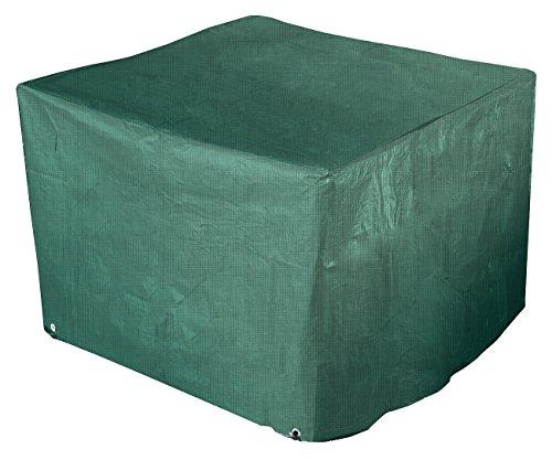 Royal Gardineer Abdeckhaube: Abdeck-Gewebeplane für Lounge-Gartensessel, 93 x 68 x 93 cm (Schutzhüllen Gartenmöbel)