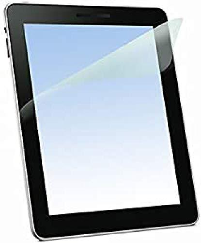Vivanco T-PR FO UNI10 universal staubabweisend/selbstklebend Schutzfolie mit Schnittmuster für Tablets von 25,4cm (10 Zoll) inkl. Reinigungstuch transparent