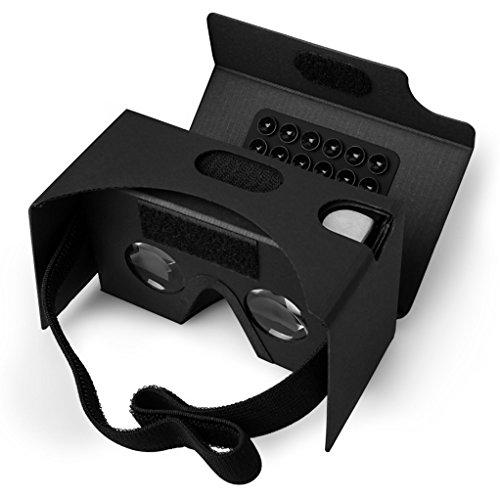 Google Cardboard, Splaks 3D VR Vérités de réalité virtuelle V2...