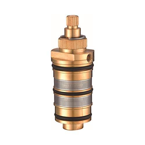 LXH-SH Das elektromagnetische Ventil Thermostatventil-Hahn-Cartridge-Wannenmischer Hahn Dusche Mischventil justiert die Mischwassertemperatur AF009 Industriebedarf