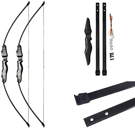 Bombing free shipping ANTSIR Archery Straight Bow 51 Inches One Basic PieceA 15-30 LBS Max 77% OFF