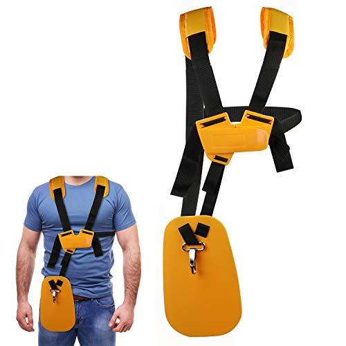 Harnais double épaule pour débroussailleuse (double épaule)