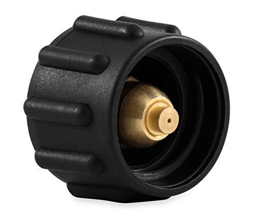 Camco 59933 Écrou Acme pour Propane Noir 70 000 BTU