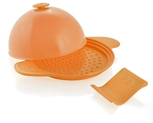 Muxel´s Dampf-Gar und Spätzle Set zum Spätzle schaben und einfachem Dampfgaren