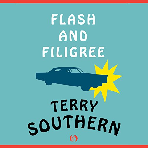 Flash and Filigree audiobook cover art