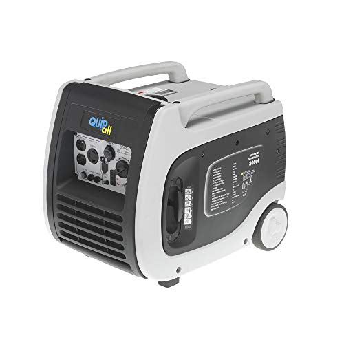 Quipall 3000I Inverter Generator CARB
