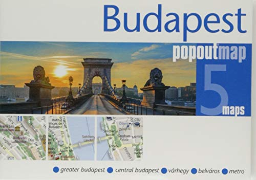Budapest Double (Popout Maps)