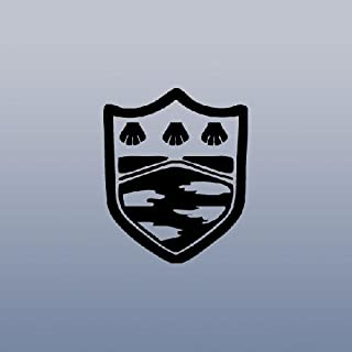 CAR HOME DECOR HELMET AUTO MACBOOK BLACK WALL ART BIKE STICKER ART WINDOW VINYL LAPTOP DECOR MUKURO SYMBOL KATEKYO HITMAN REBORN