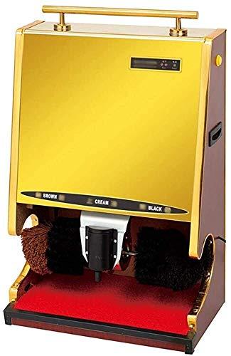 KUANDARMX Schuhputzmaschine automatische Induktion Schuhe Leder Reinigungs Polier elektrische Haushaltskleinschuhbürste, A, 52x30x78cm