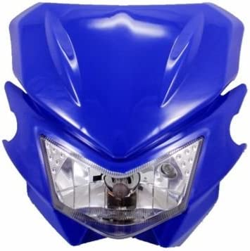 35W Off Road Dirt Bike Motorcycle Headlight for Honda Kawasaki S