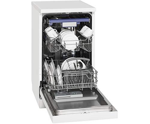Exquisit GSP 9510.1 Spülmaschine, weiß