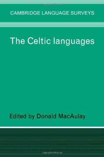 Compare Textbook Prices for The Celtic Languages Cambridge Language Surveys  ISBN 9780521231275 by MacAulay, Donald